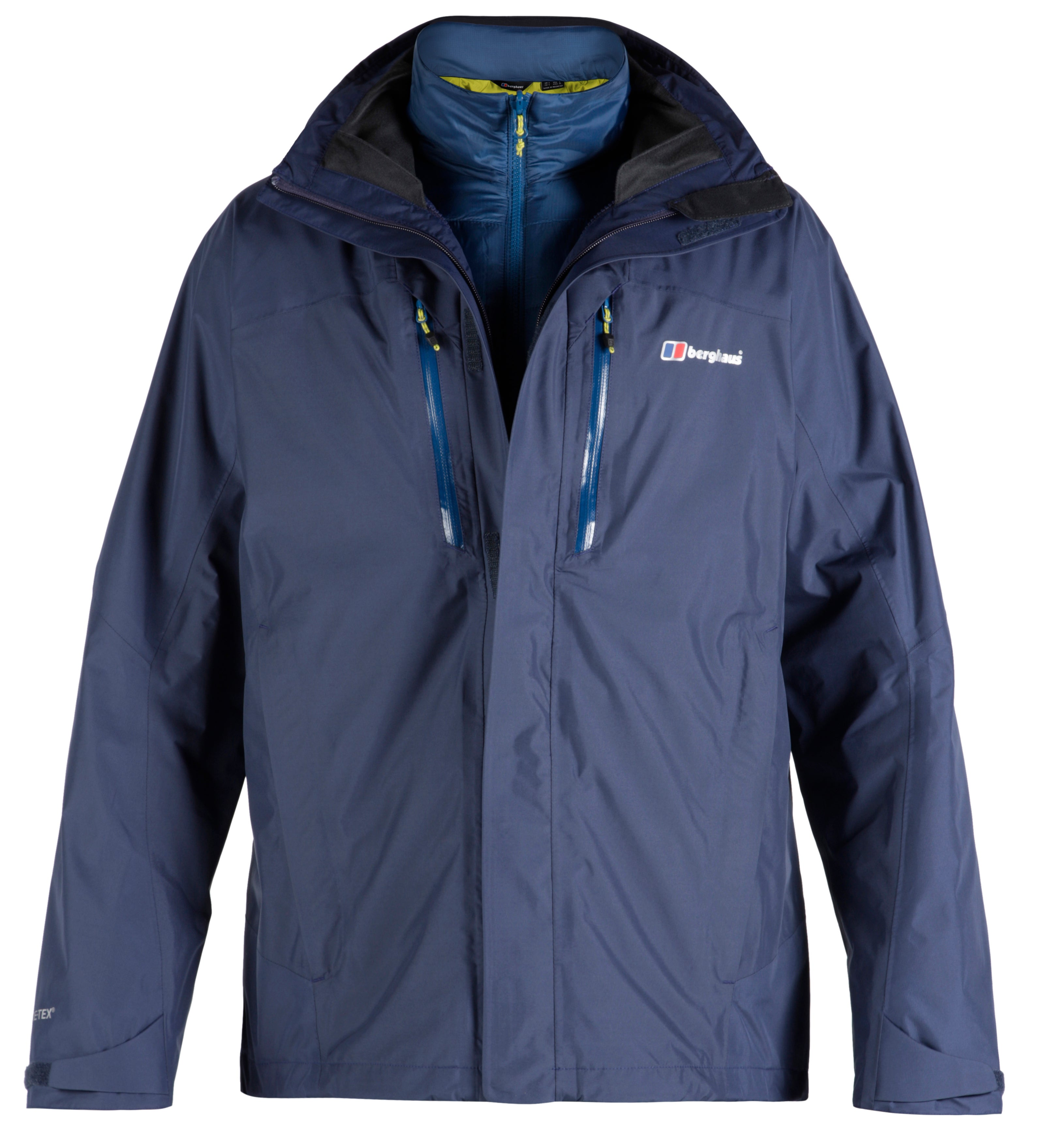 Berghaus Mens Island Peak Jacket Gore-Tex