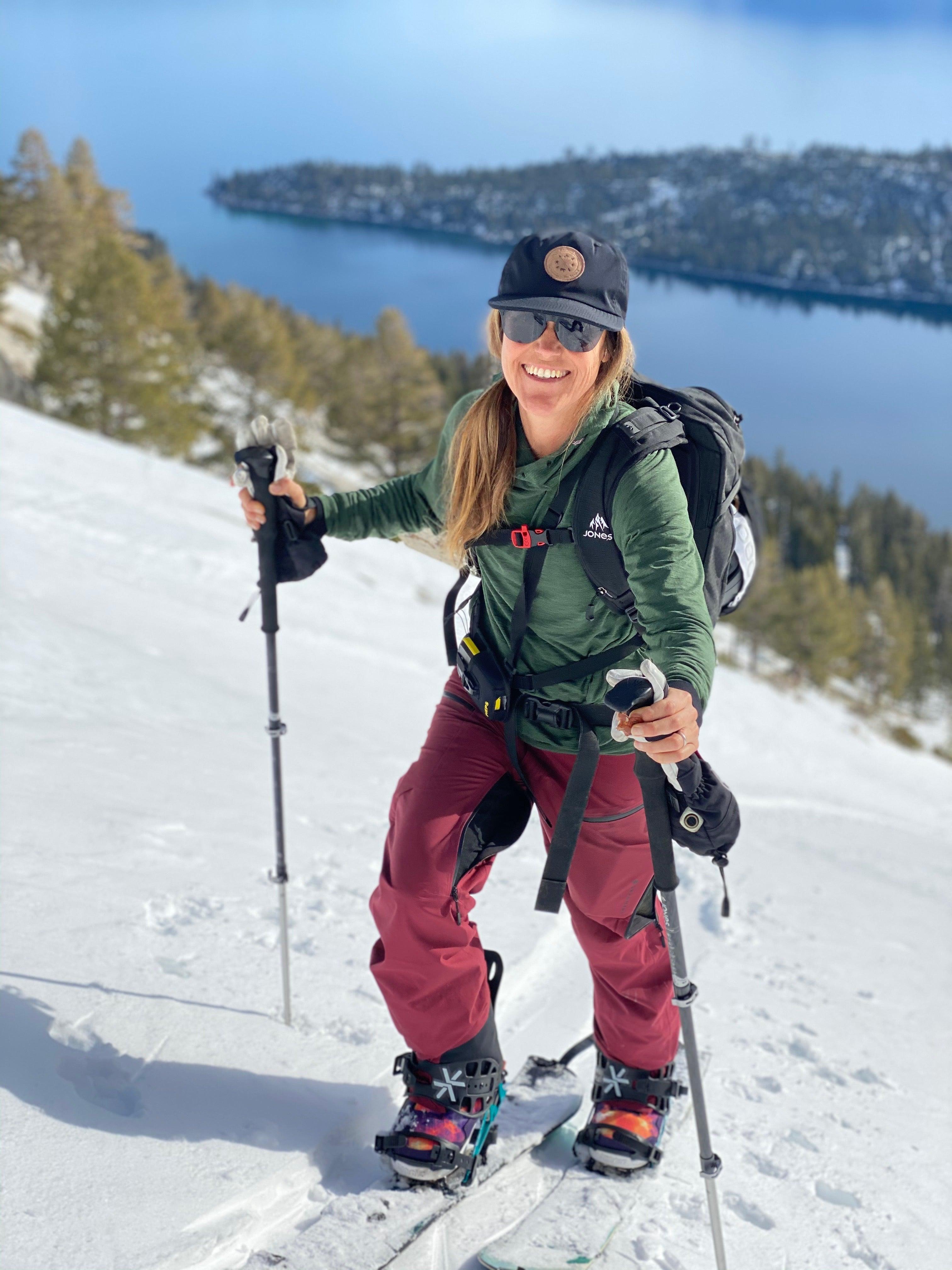 Snowy Mountain Inct Logo All Over T Shirt Tee Winter Snowboard Ski Fashion Men
